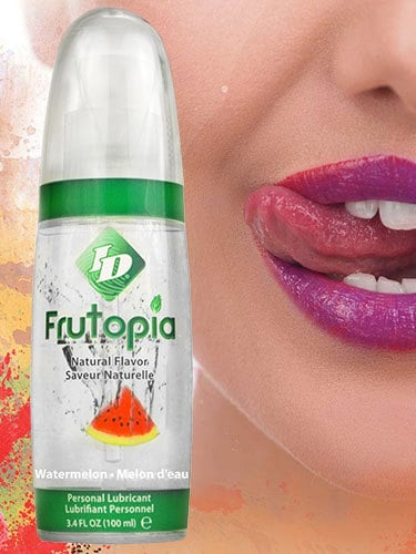 ID FRUTOPIA Flavoured Lubricant 100ml Feature