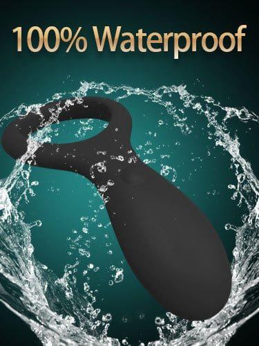 Mr B Vibrating Couples Enhancer Waterproof