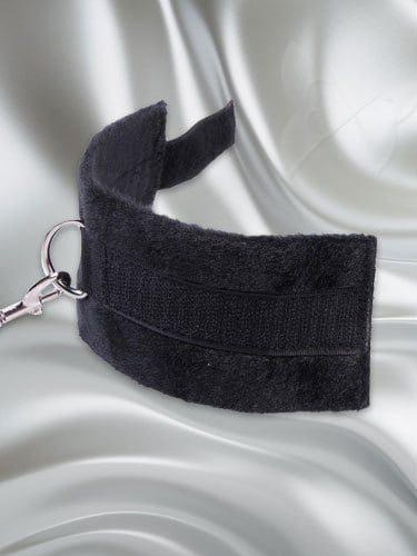 Fare L'Amore Captivated Soft Ankle Cuffs (Black) Feature