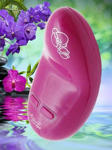 Fare L'Amore Intimate Escape Clitoral Vibrator (Fuchsia)