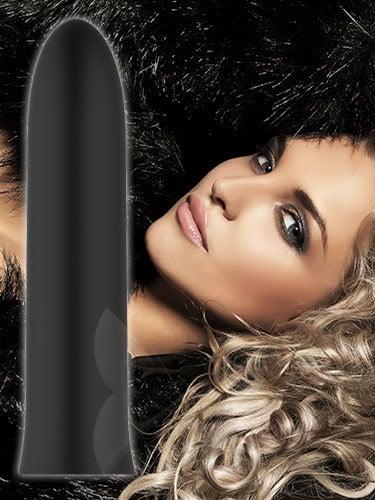 Fare L'Amore ROCKY Clitoral Vibrator (Black) Feature