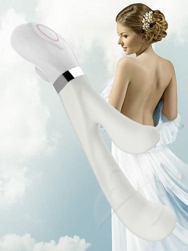 Fare L'Amore VIRGINIA Rabbit Vibrator (White) Feature