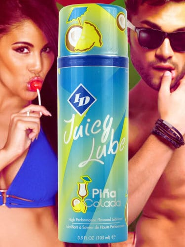ID JUICY LUBE Flavoured Lubricant Feature