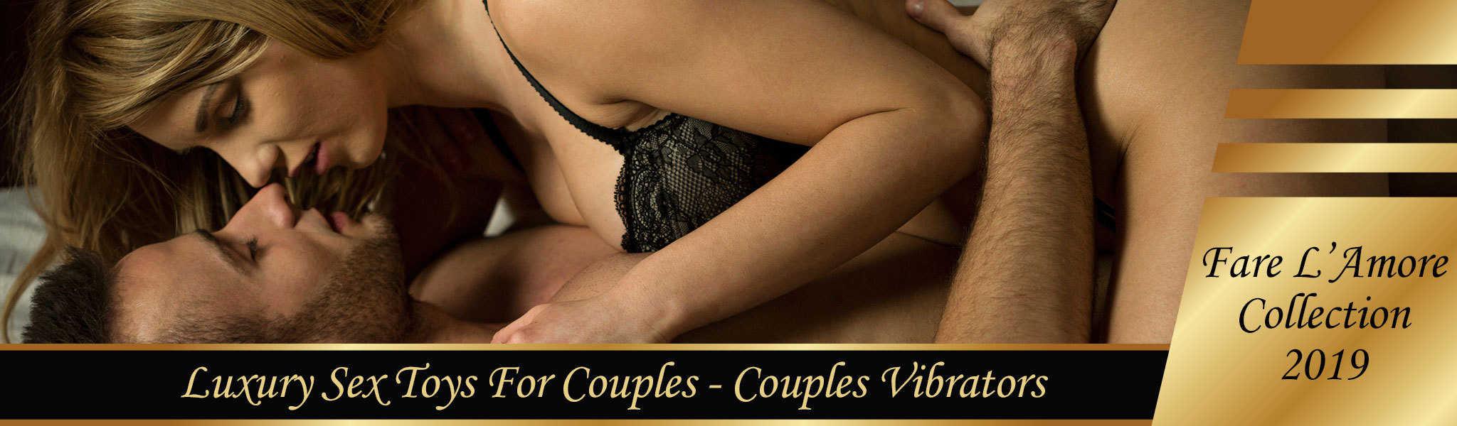 Luxury Couples Vibrators | Luxury Sex Toys