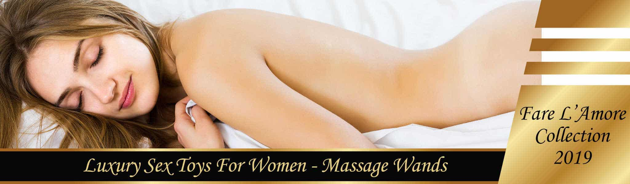 Luxury Massage Wands | Sex Toys For Women