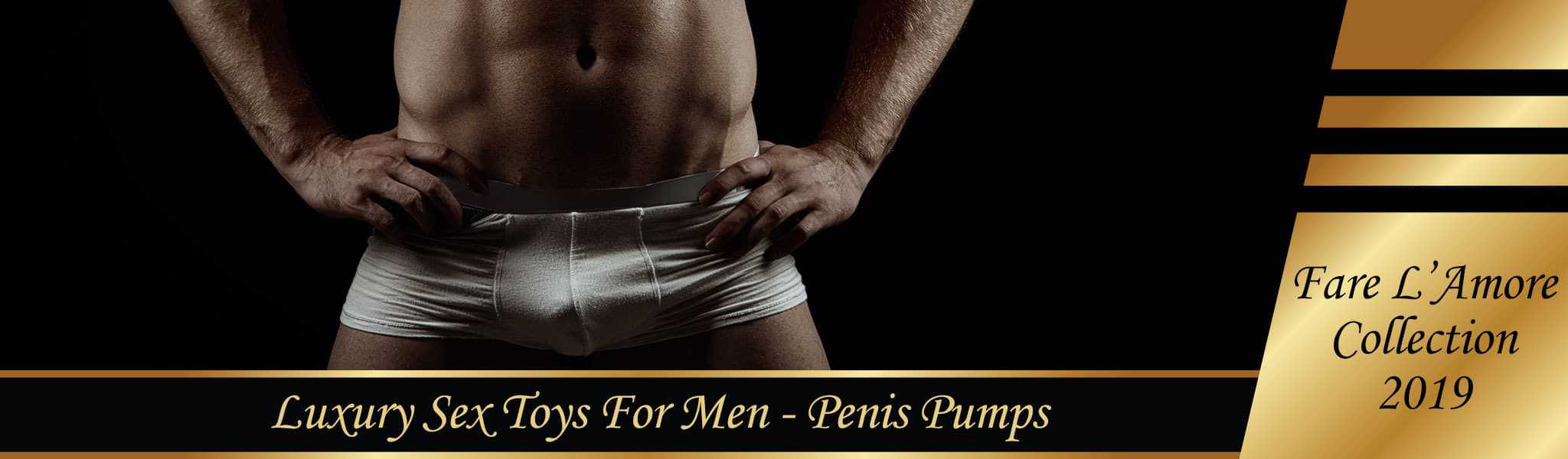 Penis Pumps | Luxury Sex Toys For Men